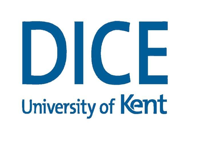 DICE at University of Kent logo