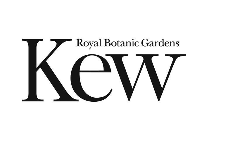 kew royal botanic gardens logo